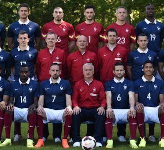 La 'photo officielle' des Bleus pour la Coupe du Monde 2014