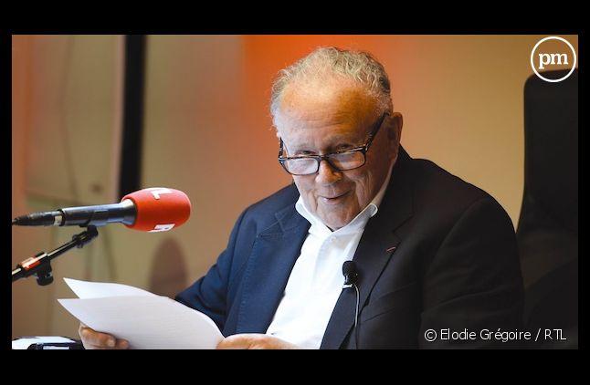 """Philippe Bouvard aux commandes de """"Allô Bouvard"""" la saison prochaine sur RTL"""
