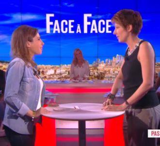 Passage de témoin entre Natacha Polony et Léa Salamé