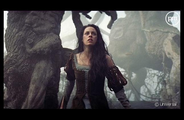 """Kristen Stewart ne jouera pas dans la suite de """"Blanche Neige et le chasseur"""""""