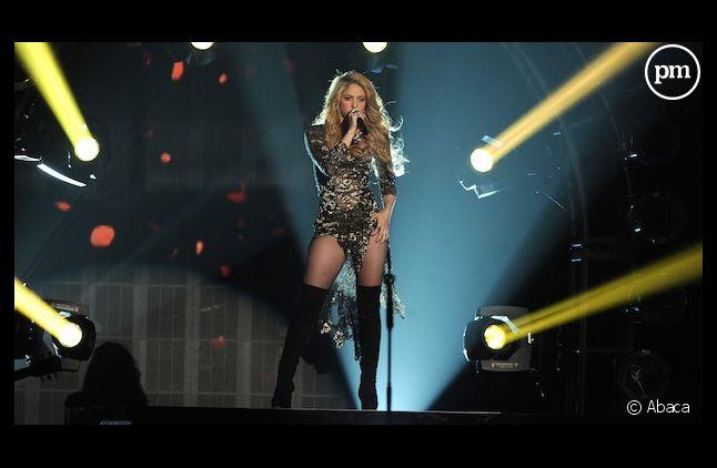 """Shakira interprètera """"La La La"""" lors de la cérémonie de clôture de la Coupe du monde"""