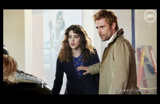 """Lucy Griffiths quitte """"Constantine"""" avant le début de la série"""