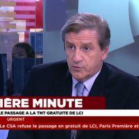 Refus du CSA : Eric Revel (LCI) dénonce