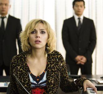 'Lucy' avec Scarlett Johansson, en tête des premières...