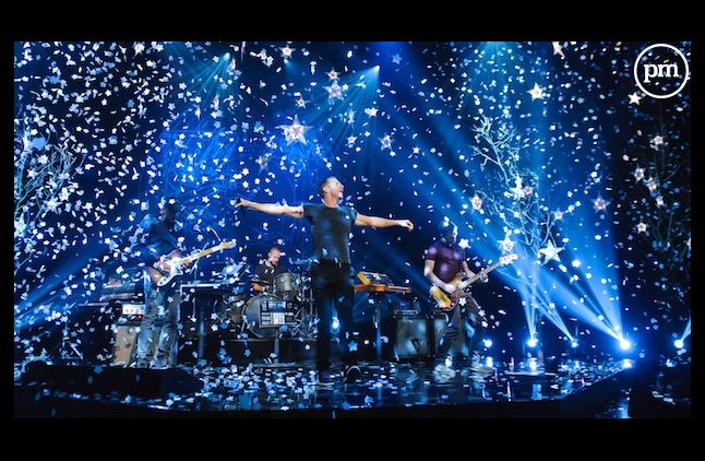 Coldplay en concert à Londres en mai dernier
