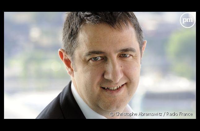 Laurent Guimier, le nouveau patron de France Info