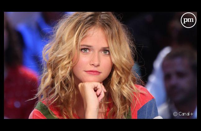 Raphaëlle Dupire, nouvelle miss météo de Canal+.