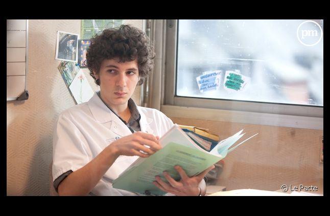 """Vincent Lacoste dans """"Hippocrate"""""""