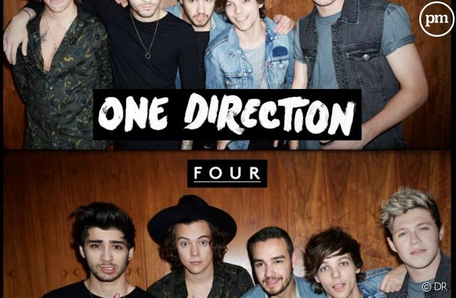 """One Direction - """"FOUR"""""""