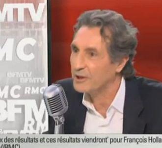 Nicolas Canteloup imite Jean-Jacques Bourdin pour le...