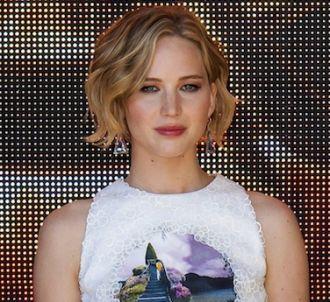 Jennifer Lawrence réagit à ses photos nues
