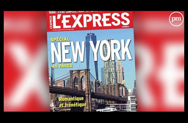 """""""L'Express"""" serait à vendre."""