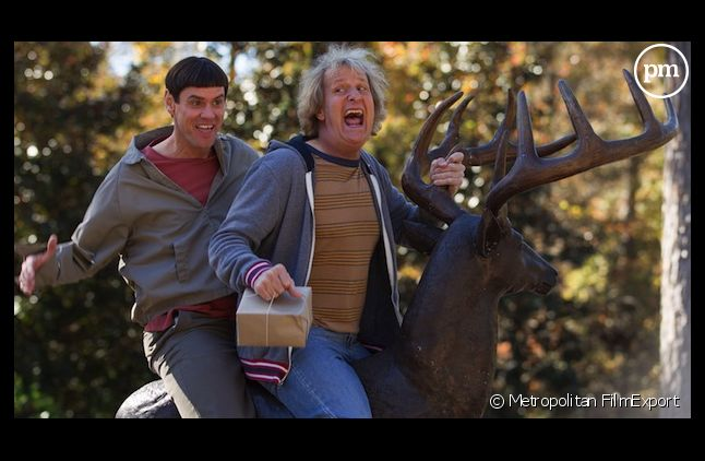 """Dumb & Dumber De"" démarre en tête du box-office US"