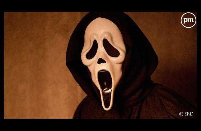 """Le masque """"Ghostface"""" absent de la série télé """"Scream"""" !"""
