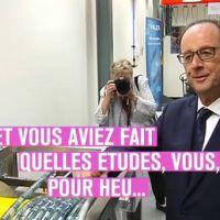 Quand François Hollande joue les séducteurs en Australie