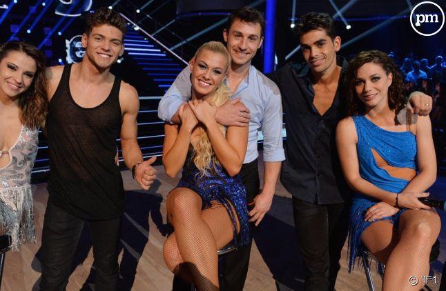 """Les finalistes de """"Danse avec les stars"""" 2014"""