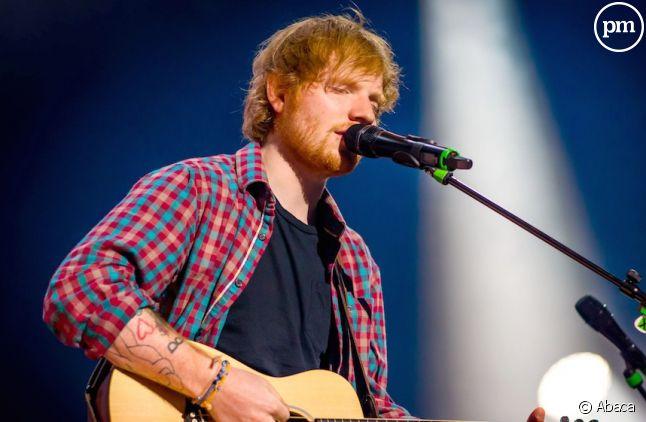 Ed Sheeran artiste le plus écouté sur Spotify en 2014