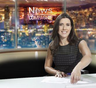 Nathalie Lévy aux commandes de 'News et compagnie' sur...