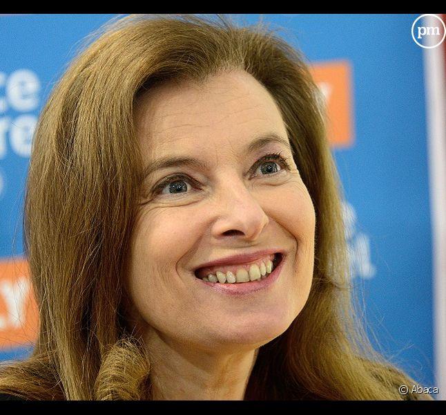 """Valérie Trierweiler dans """"Closer"""""""
