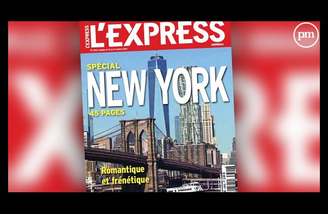 """""""L'Express"""" est officiellement à vendre."""