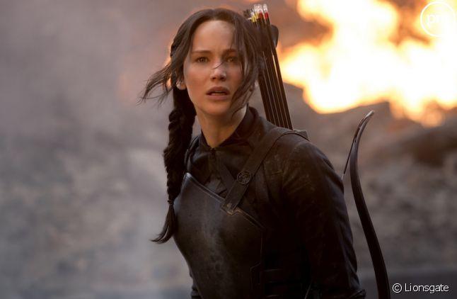 """""""Hunger Games - La Révolte : Partie 1"""" reste en tête du box-office US"""