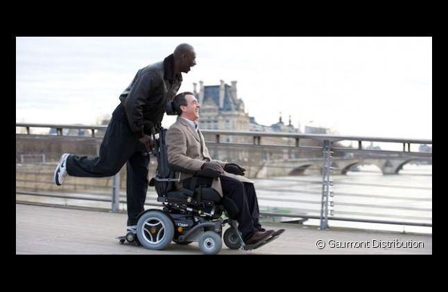 """Avec 19,5 millions d'entrées, """"Intouchables"""" est le troisième plus gros succès de l'histoire du cinéma en France."""