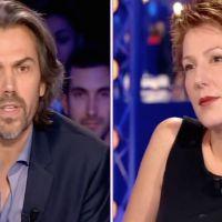 Accrochages entre Aymeric Caron et Natacha Polony dans
