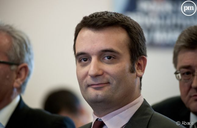 "Florian Philippot ""outé"" par ""Closer"""