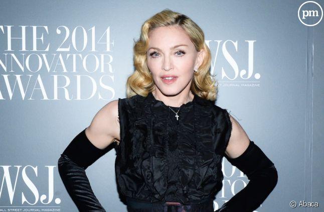 Madonna : son nouvel album fuite sur le net