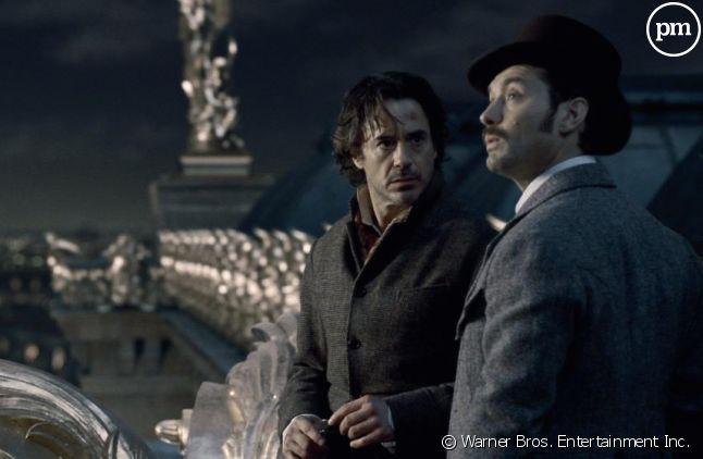 """Sherlock Holmes : Jeux d'ombres"""