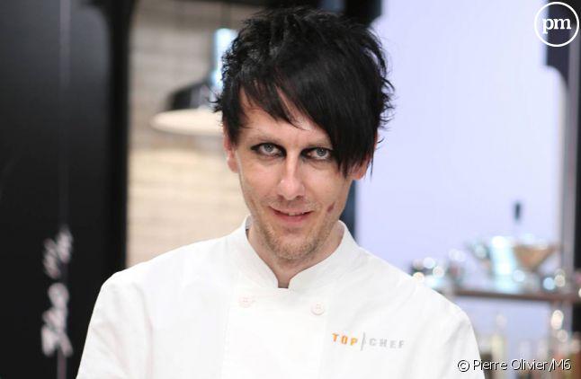 """Olivier, candidat à """"Top Chef 2015"""" sur M6."""