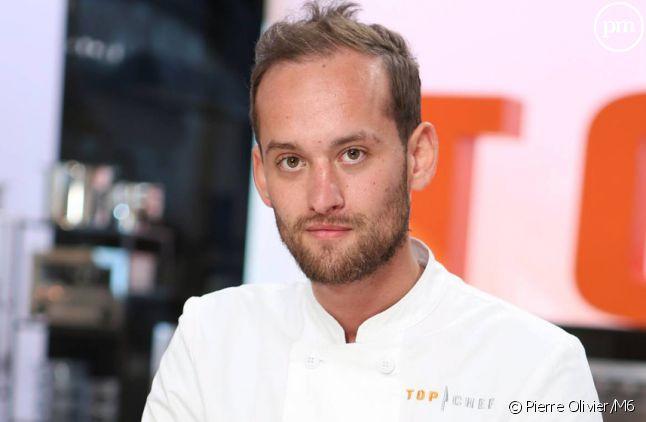"""Jérémy, candidat à """"Top Chef 2015"""" sur M6."""