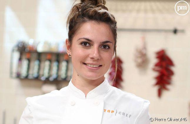 """Harmony, candidat à """"Top Chef 2015"""" sur M6."""