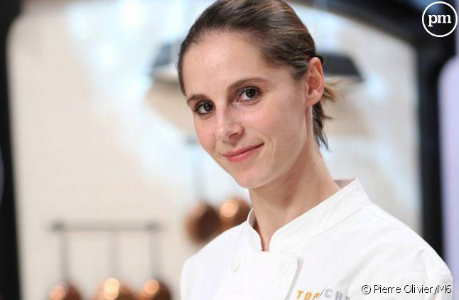 """Vanessa, candidat à """"Top Chef 2015"""" sur M6."""