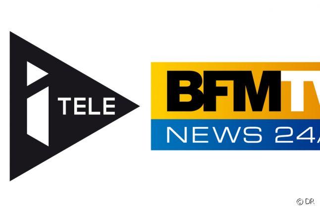 Records pour BFMTV et i-TELE.