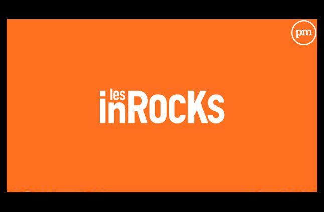 """Le logo de l'hebdomadaire """"Les Inrocks""""."""