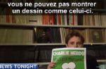 """Caroline Fourest censurée sur Sky News pour avoir montré la dernière Une de """"Charlie Hebdo"""""""