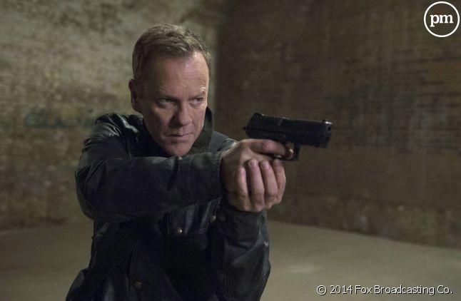 """Kiefer Sutherland absent d'une prochaine saison de """"24 Heures Chrono"""""""