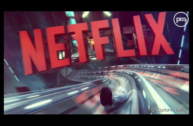 Netflix en France compterait 500.000 abonnés payants.