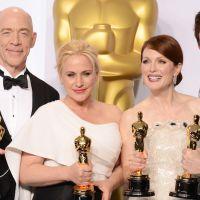 Palmarès des Oscars 2015 :