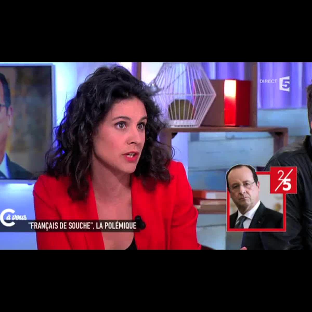 Patrick cohen et apolline de malherbe dans c vous sur france 5 vid o puremedias - France 5 ca vous ...