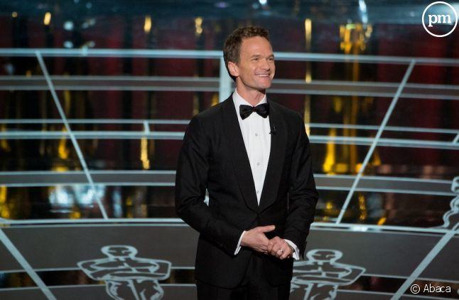 Neil Patrick Harris lors de la 87e cérémonie des Oscars