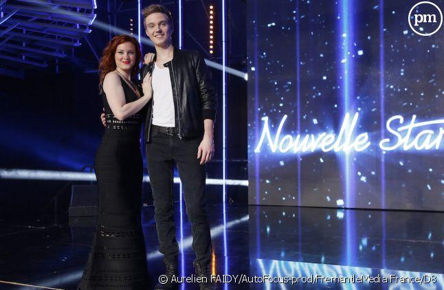 """Que vont chanter Mathieu et Emji pour la finale de """"Nouvelle Star"""" ?"""