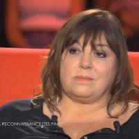 Michèle Bernier, très émue :