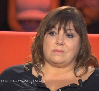 Michèle Bernier, dans le 'Divan' de Marc-Olivier Fogiel.