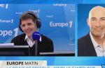 Temps de parole : Bourdin exige des excuses, Canteloup s'exécute... avec humour