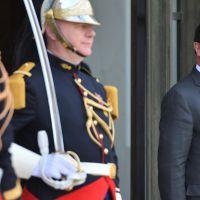 François Hollande invité du