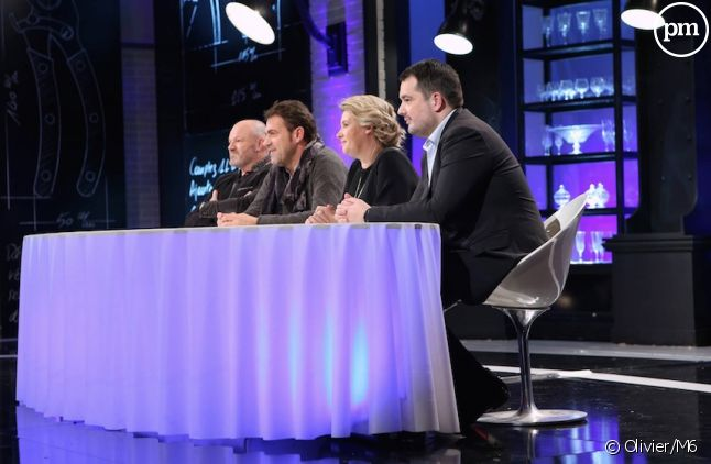"""Le jury de """"Top Chef"""" 2015"""