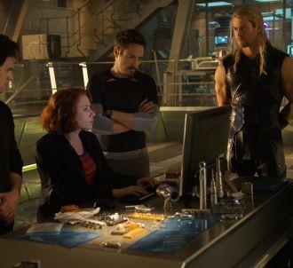 'Avengers : L'ère d'Ultron' démarre en tête du box-office...
