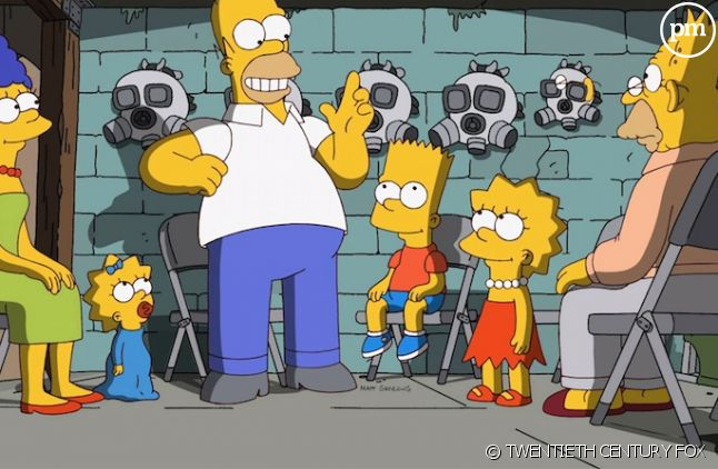 """""""Les Simpson"""" renouvelée pour 2 saisons"""